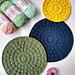 Dahlia Wash Cloth pattern