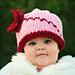 Baby Butterfly Hat pattern