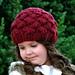 The Brandy Basket Weave Hat pattern