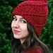 The Adult Glenn Gnome Hat pattern