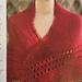 Danish Sontag Shawl pattern