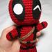 Marvel's Deadpool Doll pattern