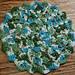 Petals Galore Dishcloth pattern