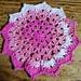 Pretty Petals Dishcloth pattern