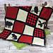 Woodland Nursery: Blanket (Rug) pattern