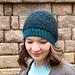 Baublette Hat pattern
