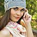 Eyelet Lace Hat pattern