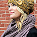 Chevron Cabled Hat pattern