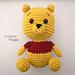 Winnie the Pooh pattern
