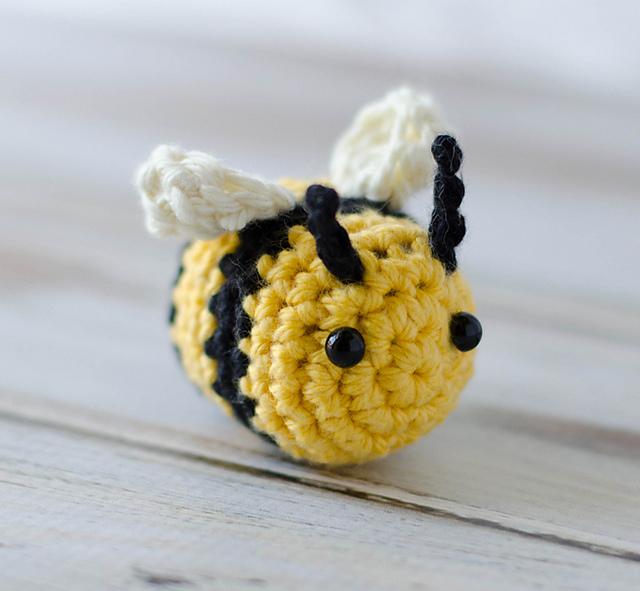 Amigurumi Bumblebee | How to crochet tutorial | Easy beginners ... | 591x640