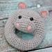 Hippo Rattle pattern