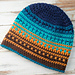 Big Bay Beanie pattern