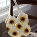 Sweet Summer Sunflower Bag pattern