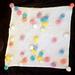 Pom Pom Baby Blanket pattern