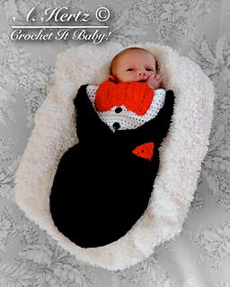 Cozy Cocoon Tuxedo Set