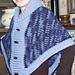 Blueberry Poncho pattern