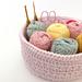 Organised Project Basket pattern