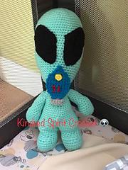 Pattern test by Monica Popaduke of Kindred Spirit Crochet