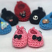 Quick and Easy Newborn Shoes pattern