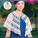 Lacy Crescent Shawl #806997 pattern