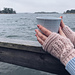 Thread With Love Fingerless Mitts pattern
