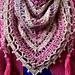 Fondary shawl pattern
