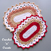 Oval Picot Peaks Doily pattern