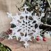 Winterland Snowflake pattern