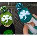 St. Patrick's Day Shamrock Waistcoat Hat pattern