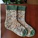 Murmuration Socks pattern