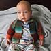 Flared Baby Jacket pattern