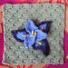Iris Flower pattern