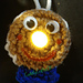 Lighted Gingerbread Man Ornament pattern