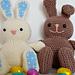 Spring Bunny pattern