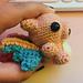 Chibi Baby Charizard pattern
