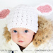 Baby Lamb Hat pattern