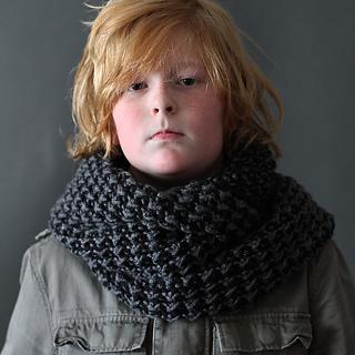 Crochet Brookside Cowl