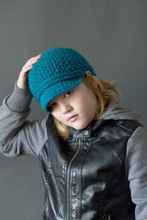 Brighton Crochet Newsboy