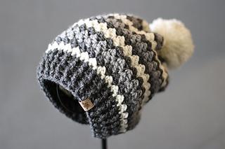 Rainer Crochet Slouchy Hat