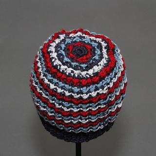 Crochet Brookside Beanie