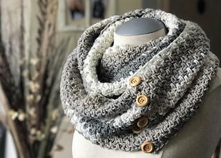 Crochet Brighton Cowl