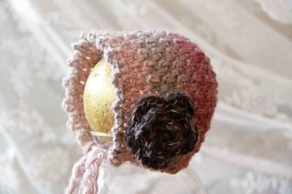 Brighton Crochet Bonnet