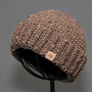 Fisherman Crochet Beanie