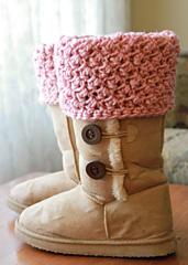 Cumberland Crochet Boot Cuff