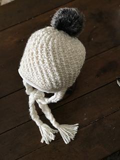 Cumberland Crochet Beanie with Earflaps