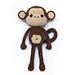 Cute Monkey amigurumi pattern