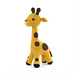 Cute Giraffe Amigurumi pattern