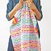 Rainbow Ruffle Blanket pattern