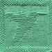 Hummingbird Square pattern