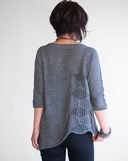 Honeycomb pattern by Yumiko Alexander